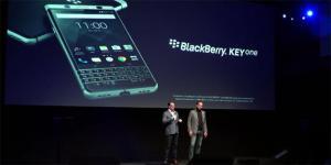 BlackBerry KEYone (Mercury)  stato presentato ufficialmente al MWC 2017