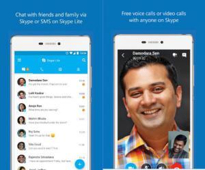 Microsoft Skype Lite: Il nuovo Skype leggero per per Android