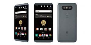LG V30 arriver nei mercati con processore Snapdragon 835 e con doppia fotocamera