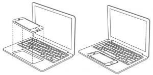 Apple, un brevetto per trasformare iPhone e iPad in computer