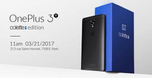 OnePlus 3T, lo smartphone col Turbo arriva anche in edizione Colette. Ecco le caratteristiche
