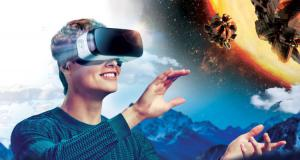 Samsung, nuovo visore Gear VR con Controller per il Galaxy S8