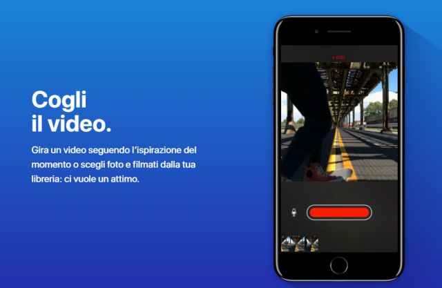 Apple Clips: Video clip con Adesivi, emoticons e altro ancora