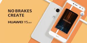 Huawei Y5 2017  ufficiale, ecco le caratteristiche tecniche