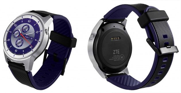 ZTE Quartz, smartwatch con Android Wear