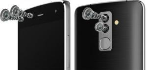 Alcatel Flash, un telefono che integra due fotocamere posteriori e due anteriori