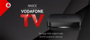 Vodafone Tv in Italia a 10 euro al mese con 10 partner