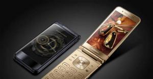 Samsung, arriva Galaxy Folder 3, flip phone di fascia alta