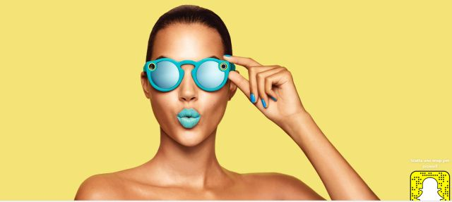 Spectacles in Italia, 60 mila pezzi venduti in USA