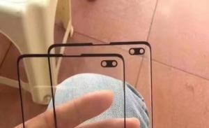 Ecco le pellicole di Samsung Galaxy S10 Plus che confermano il design