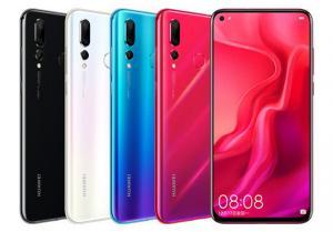 Huawei Nova 4 ufficiale senza notch e con fotocamere da 25 e 48 megapixel