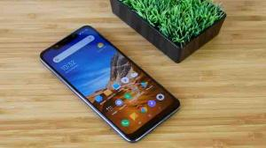 Pocophone F1 si aggiorna ad Android 9 Pie