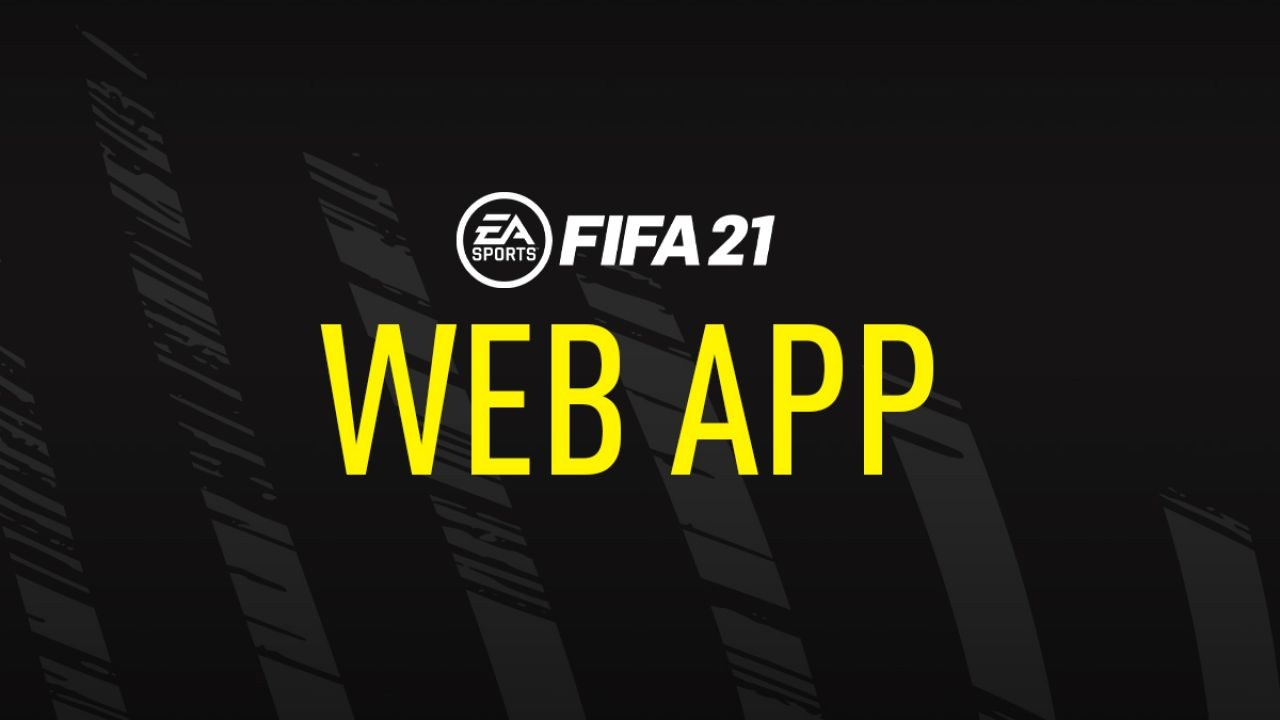 Fifa 21 Web App FUt