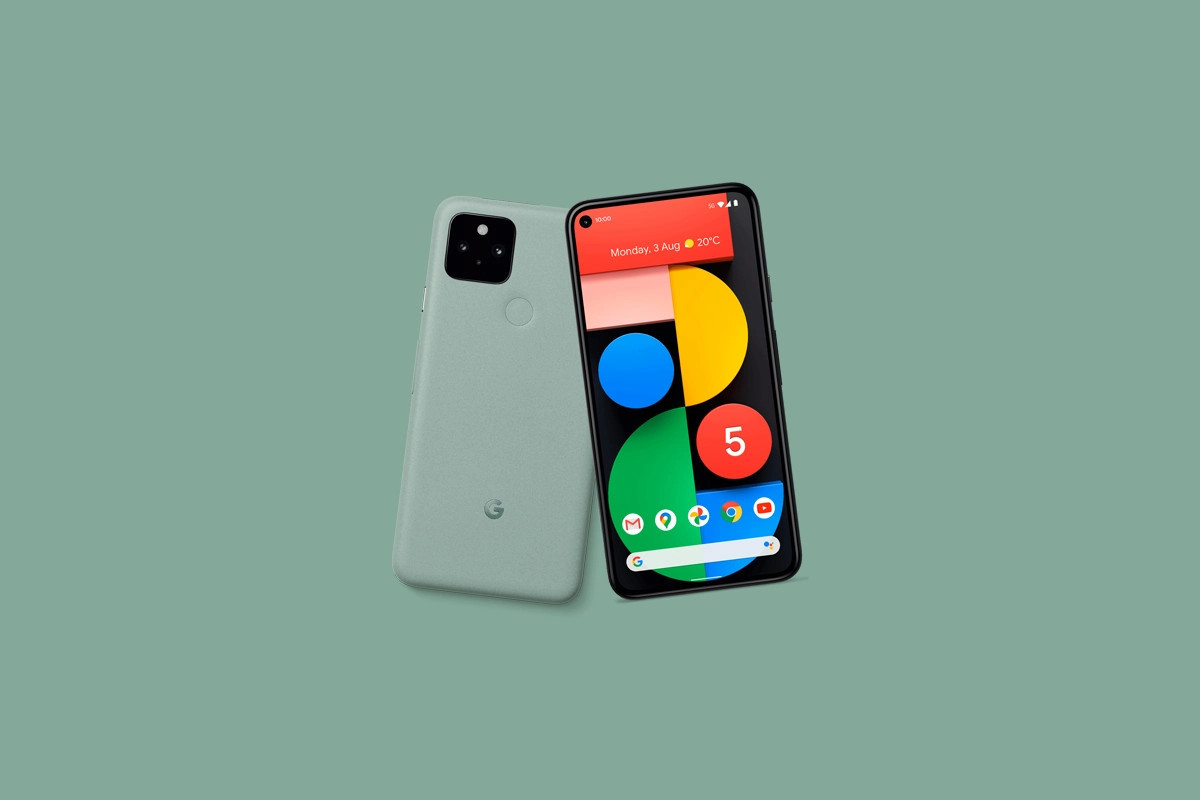 Google Pixel 5 e 4a 5G (Google)