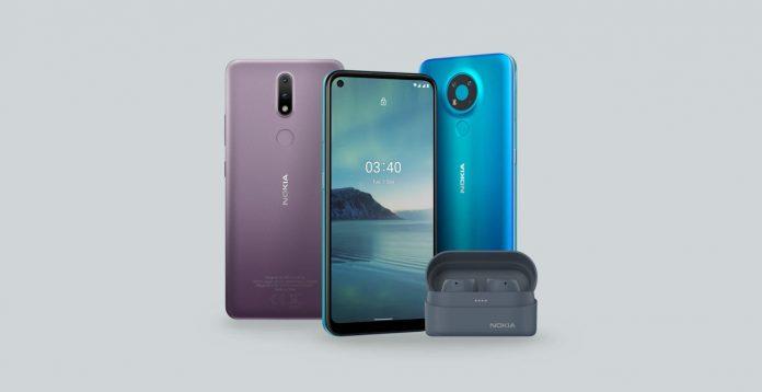 HMD Nokia 2.4 e 3.4 (HMD)