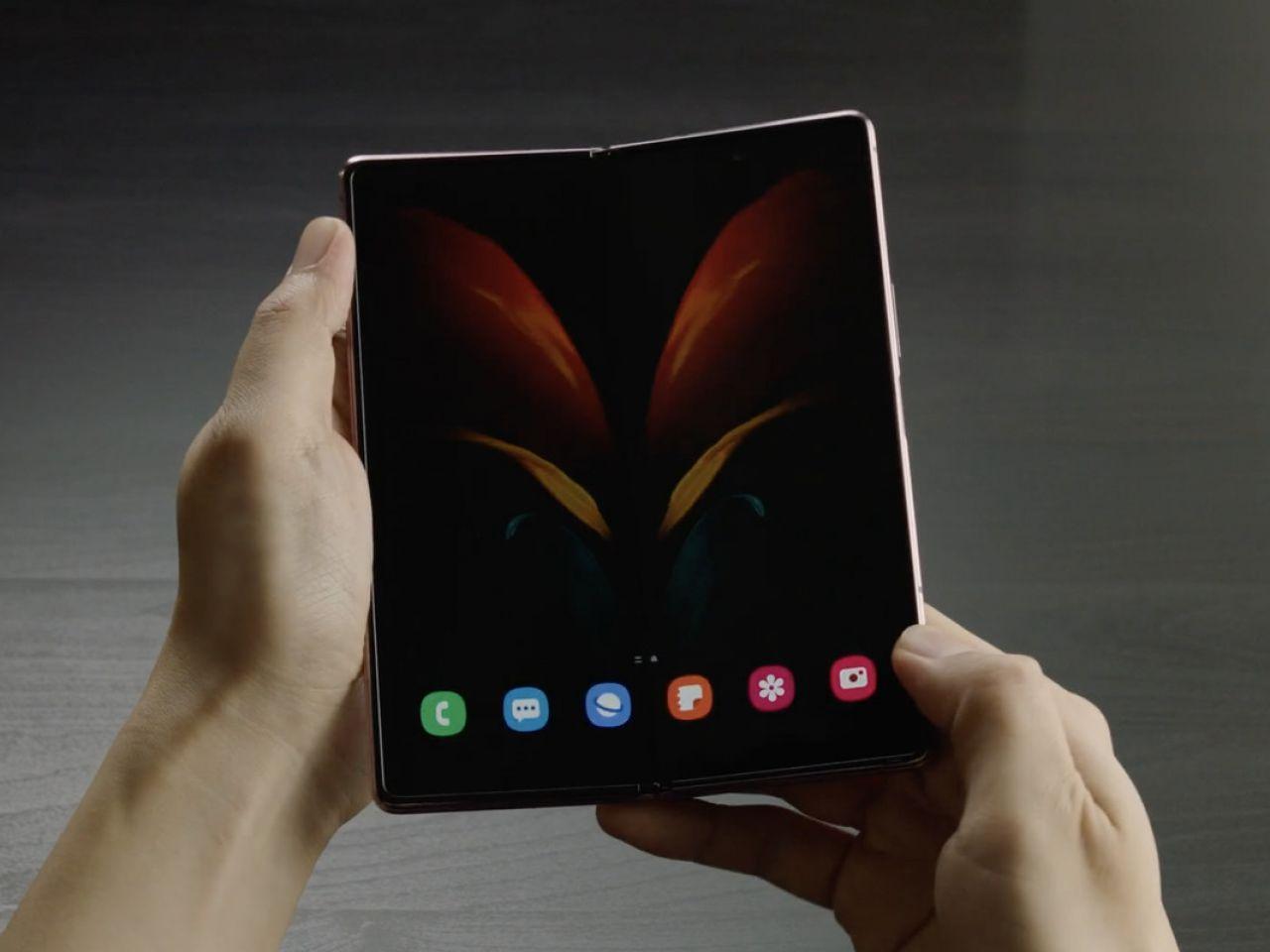 Samsung arrotolabile
