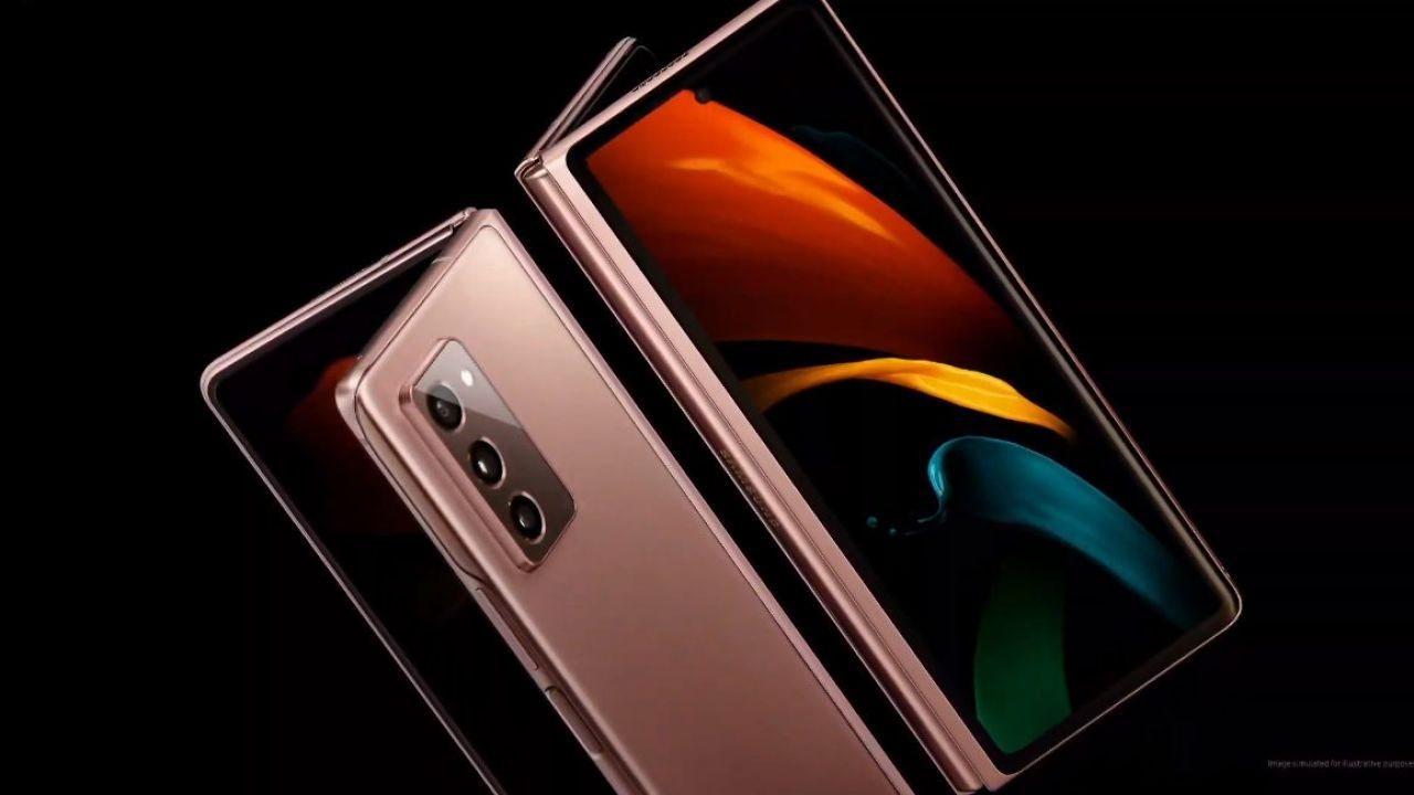Samsung Galaxy Z Fold 2 5G 2 (Samsung)
