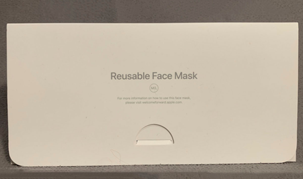 Apple Face Mask (Geeksping))