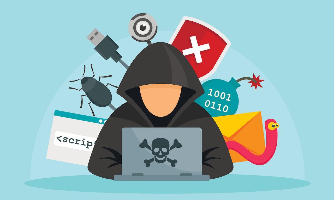 hacker truffa malware