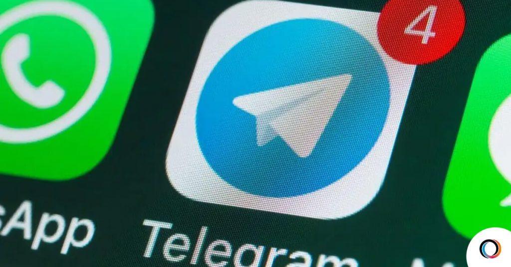 telegram halloween