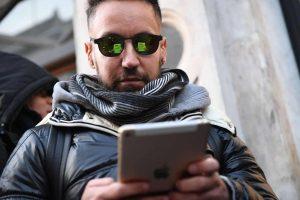Autenticazione biometrica 3D per gli smartphone