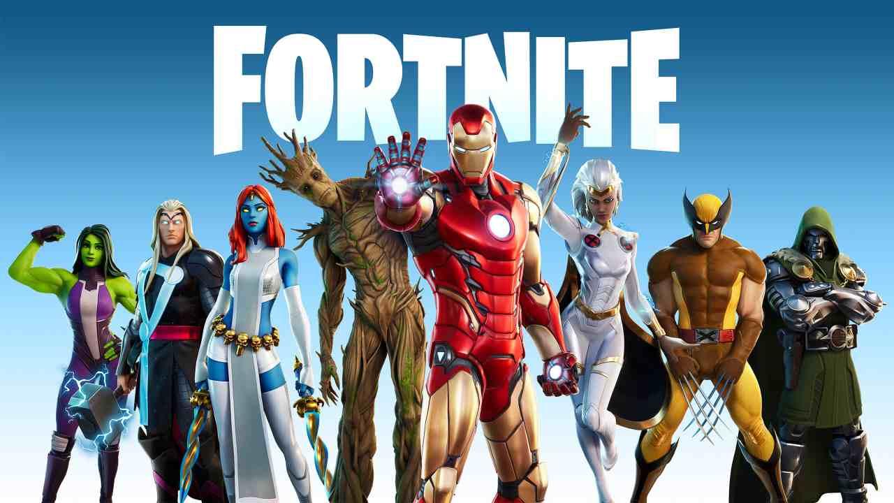 Fortnite (Epic Games)