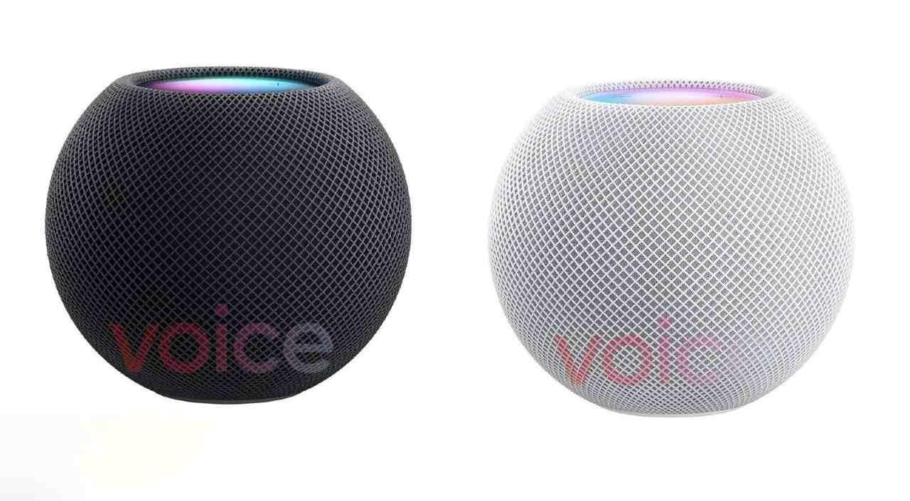 Presentazione Apple, le probabili HomePod mini