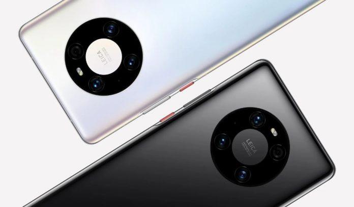 Huawei mate 40 Pro (via Huawei)