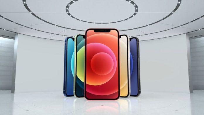 Il nuovo iPhone 12