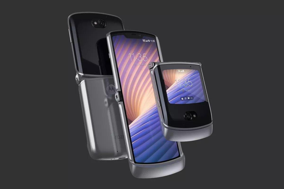 Motorola Razr 5G (Motorola)