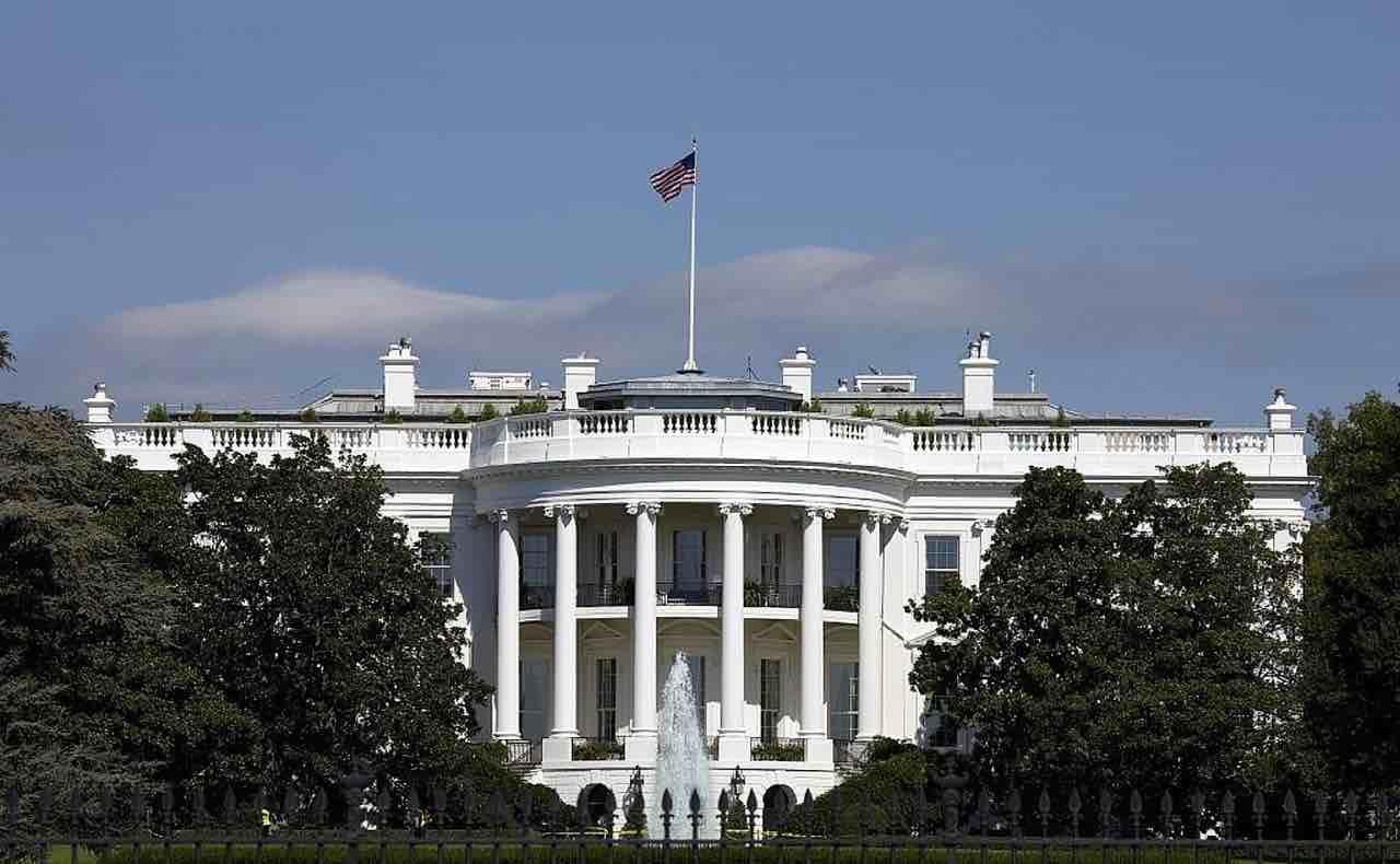 casa bianca trump