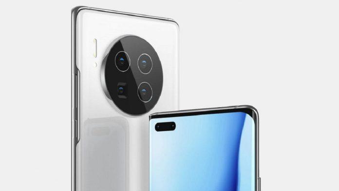 hHuawei mate 40( (Huawei)