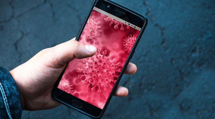 covid smartphone