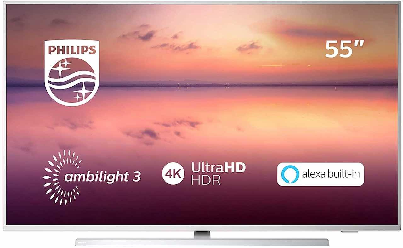 Philips 4K Ultra Hd in offerta