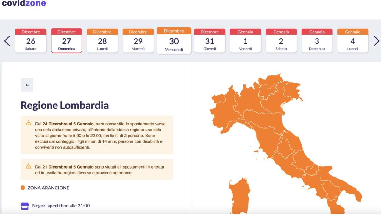 covidzone.info