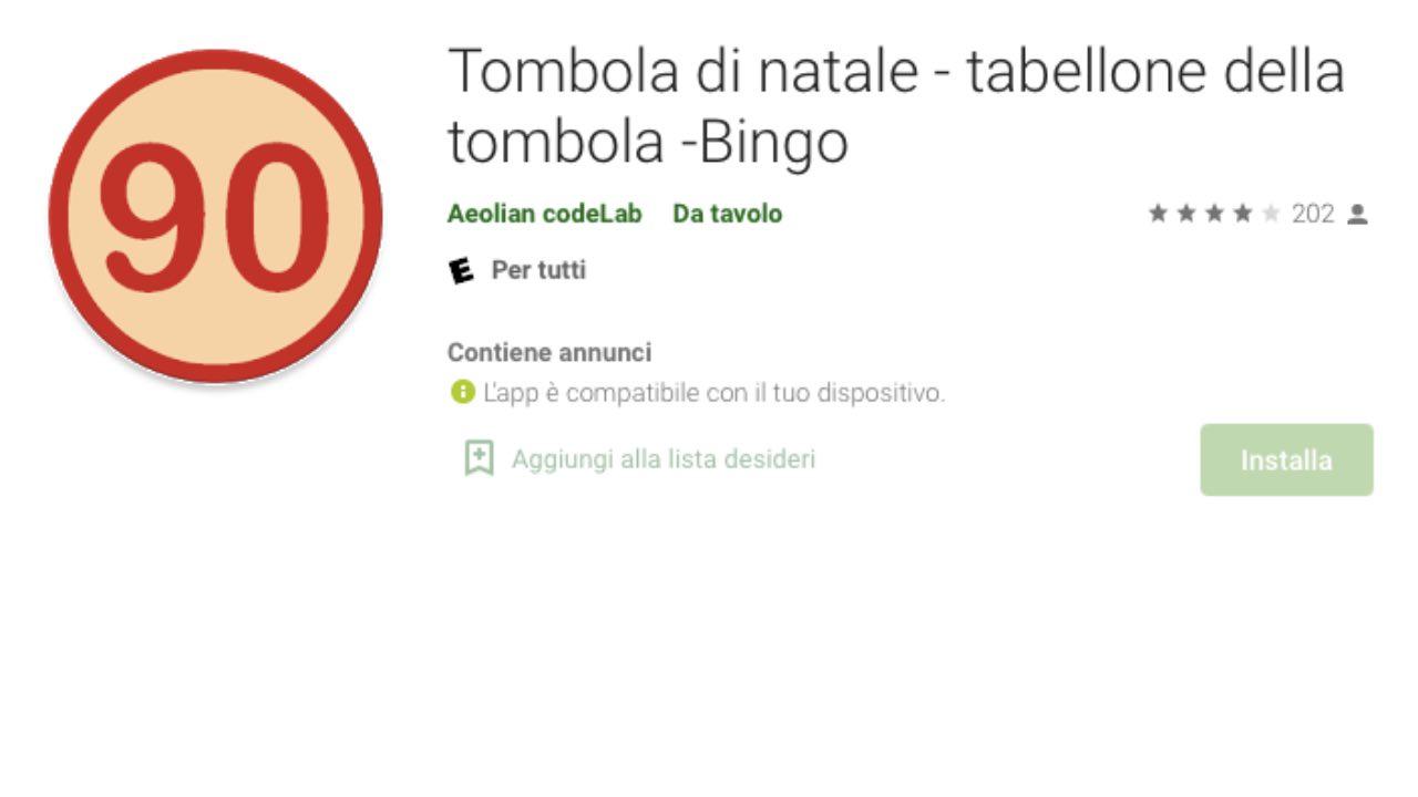 app tombola