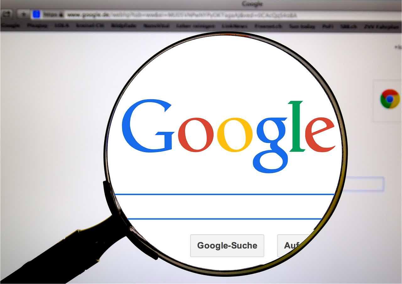 google modalità scura