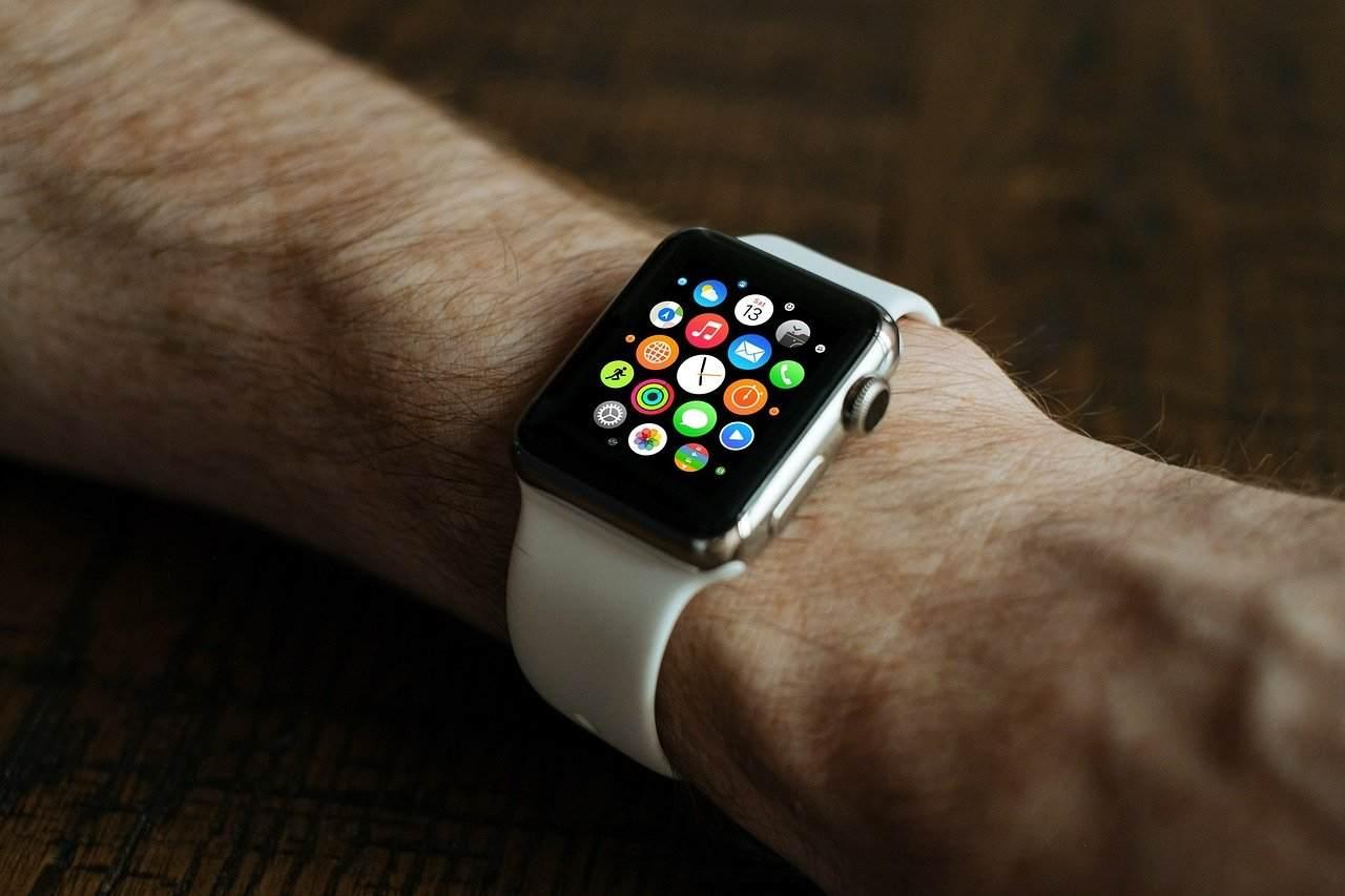 Apple Watch (Pixabay)