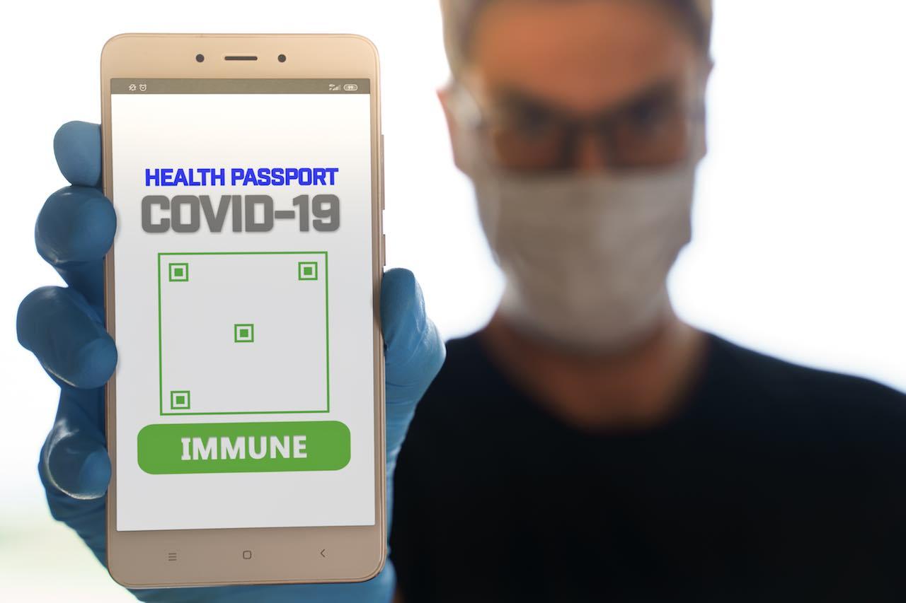 vaccino smartphone
