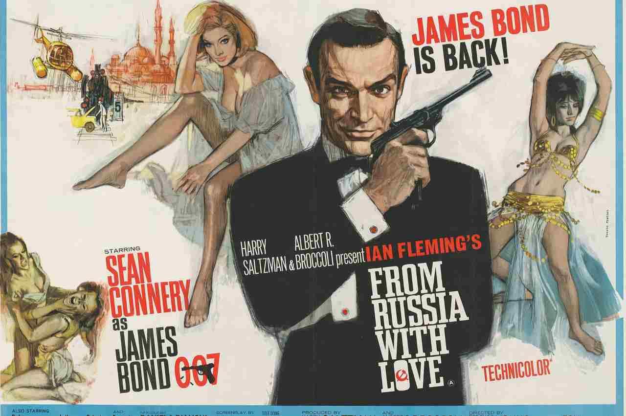 James Bond gratis YouTube