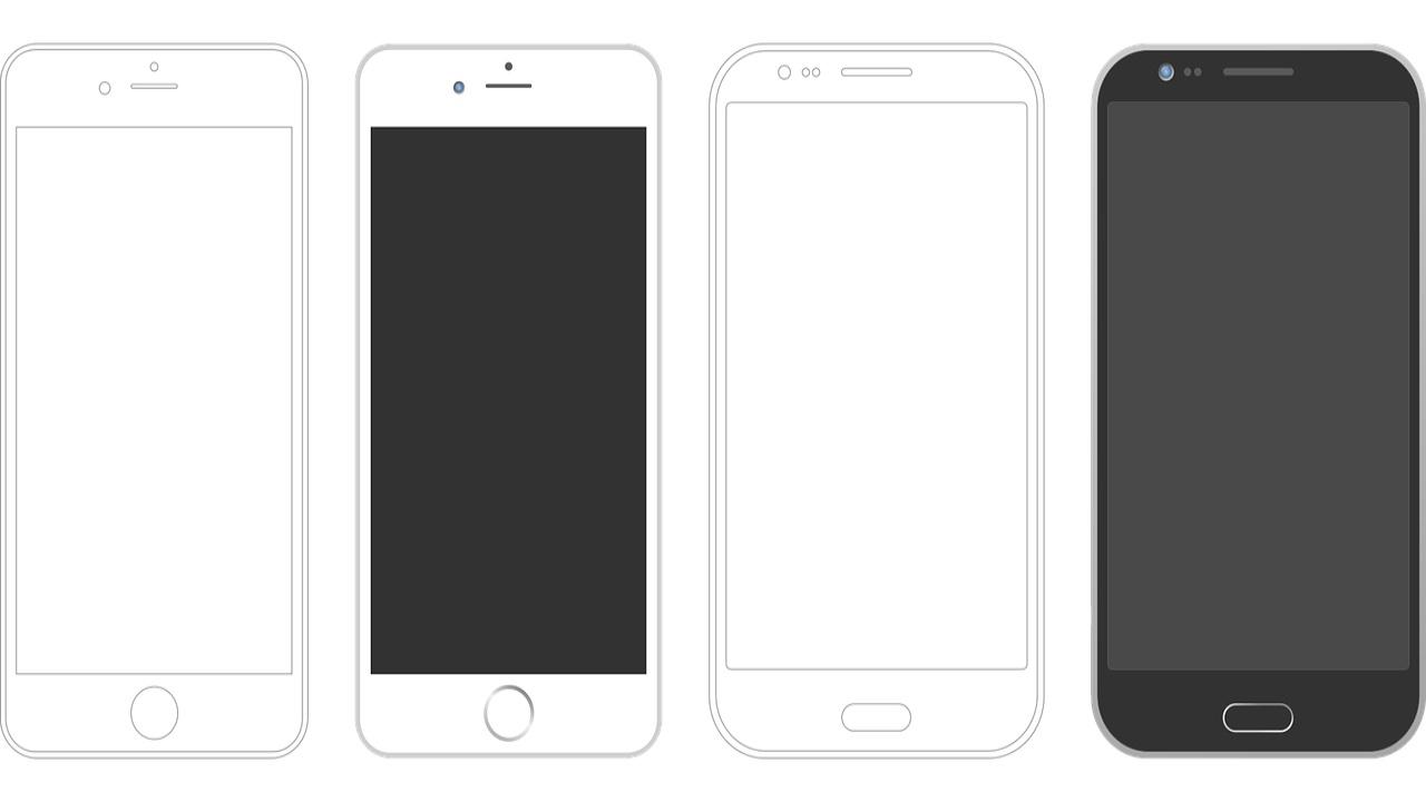 Vecchi smartphone Android