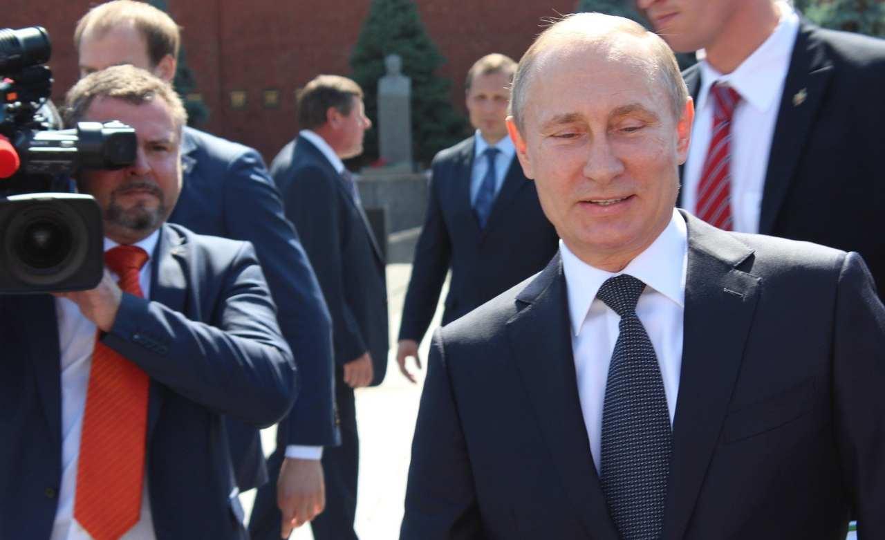 Putin Gruppo Hacker Cozy Bear