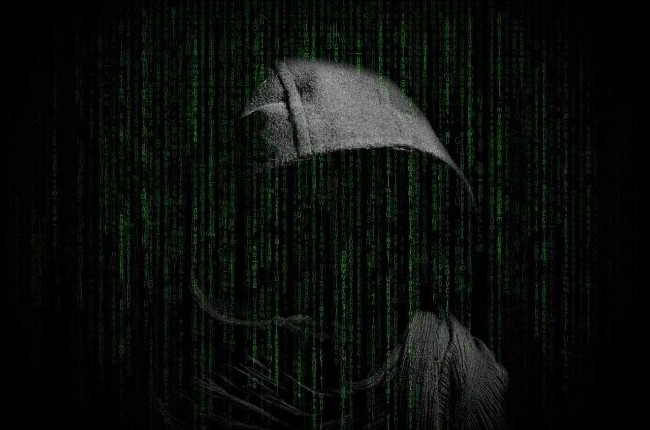 Hacker cappuccio