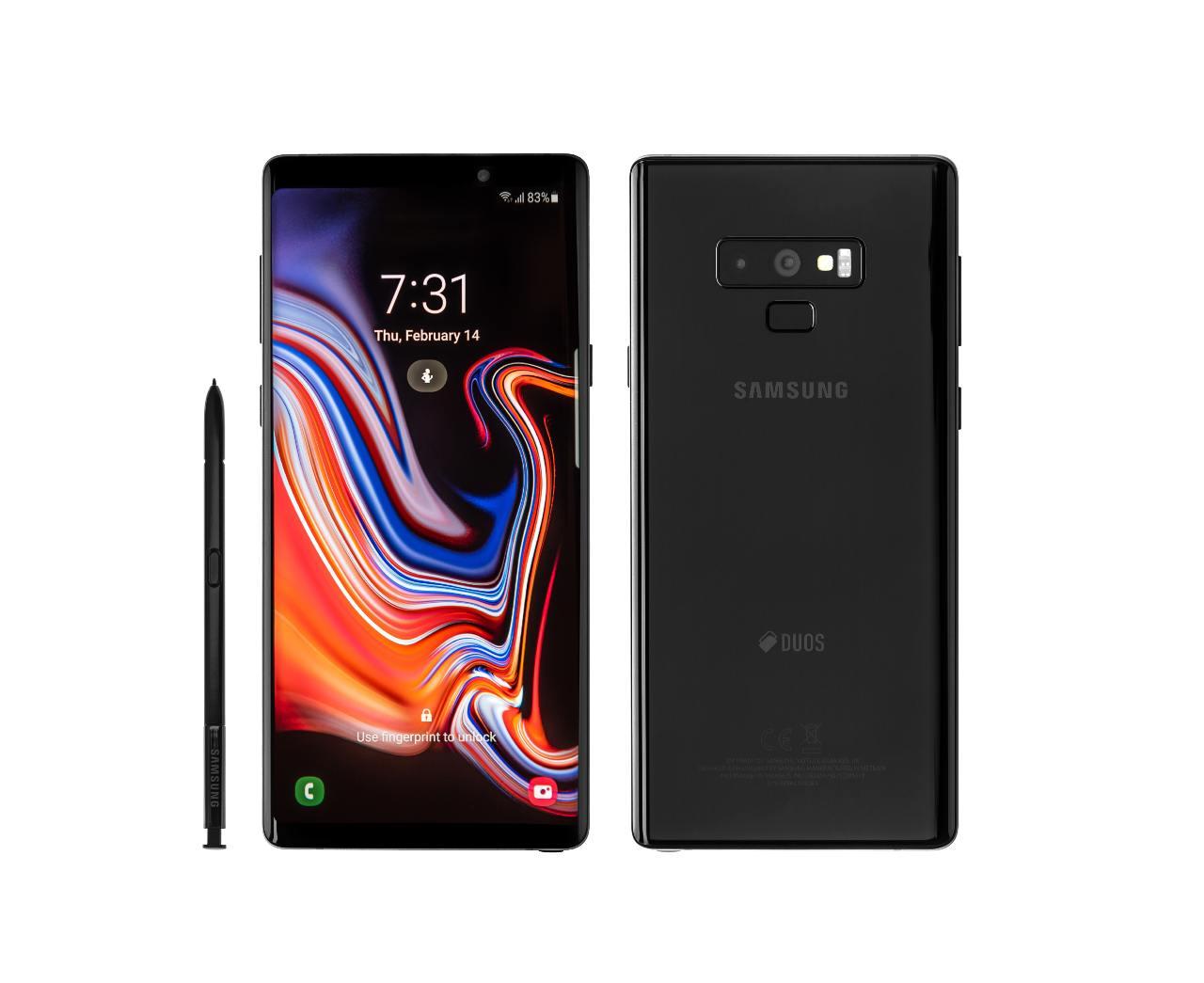 Samsung Galaxy Note (Adobe Stock)