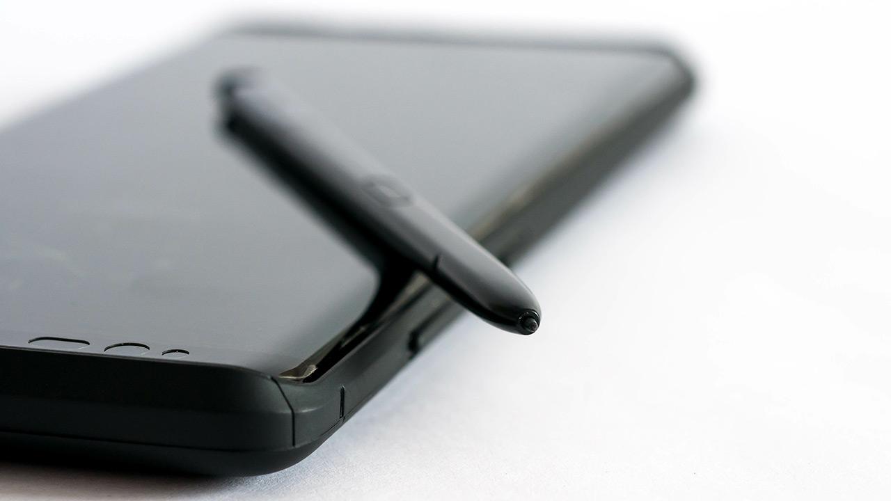 S-Pen smartphone Samsung