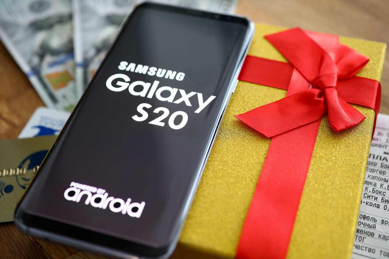 Samsung S20 (Adobe Stock)