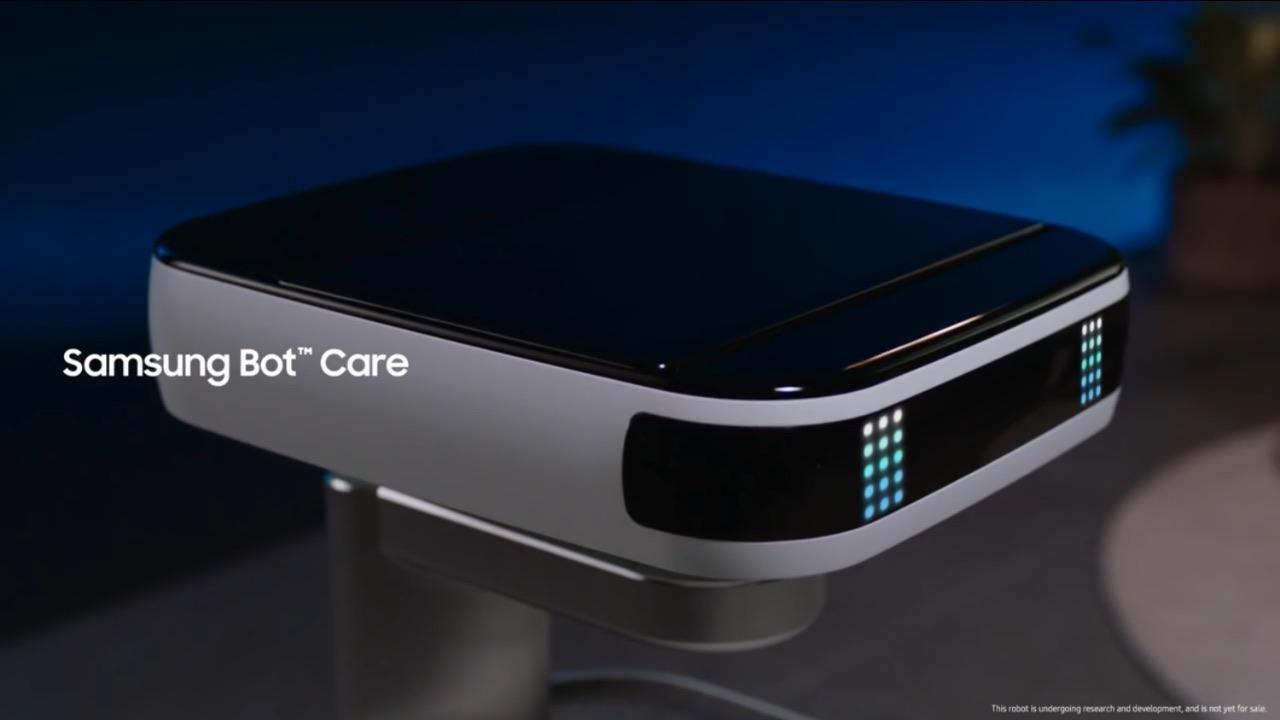 Samsung smart robot