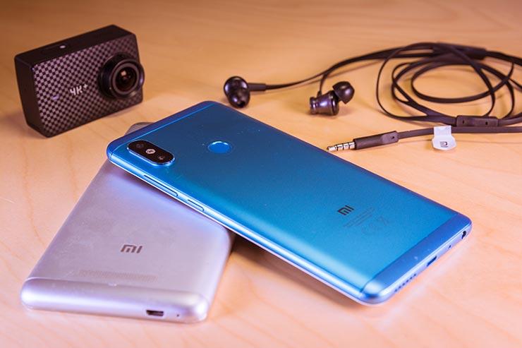 Xiaomi Mi 11 Lite fotocamera