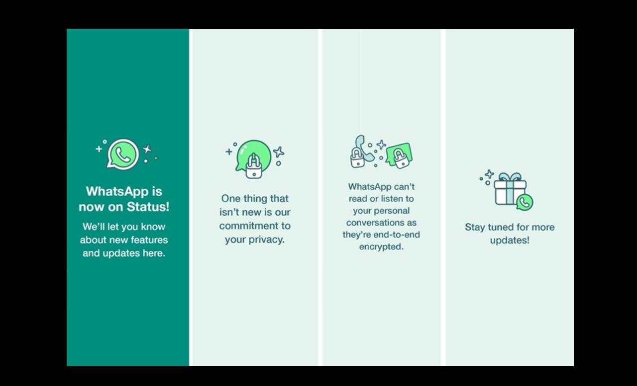 WhatsApp: Storie per aggiornare gli utenti