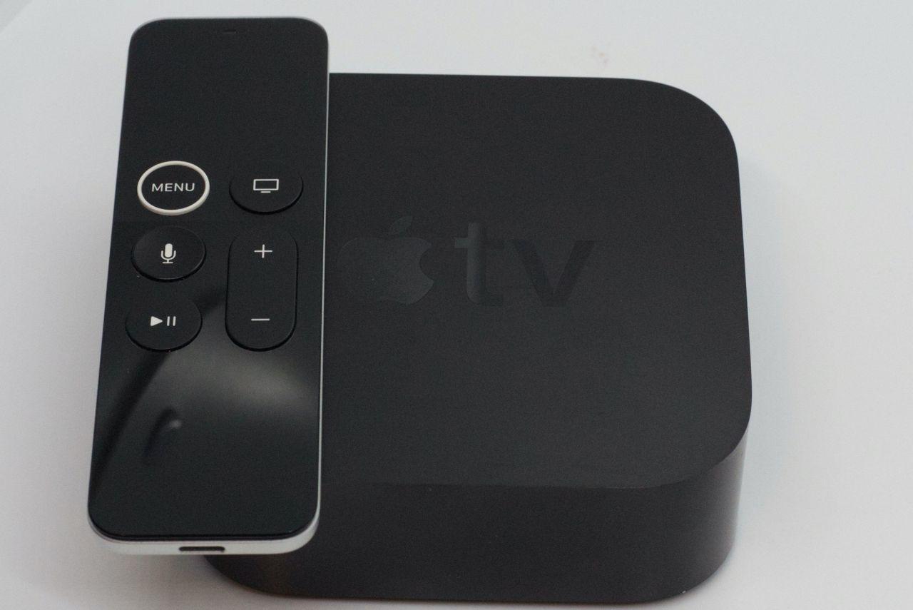 Apple TV Swipe with Friends